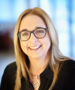 Michelle O'Byrne, CWP Australia Region Chair